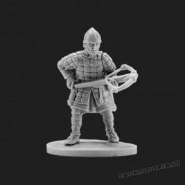 Norman Crossbowman 2 - V&V Miniatures R28.16.2
