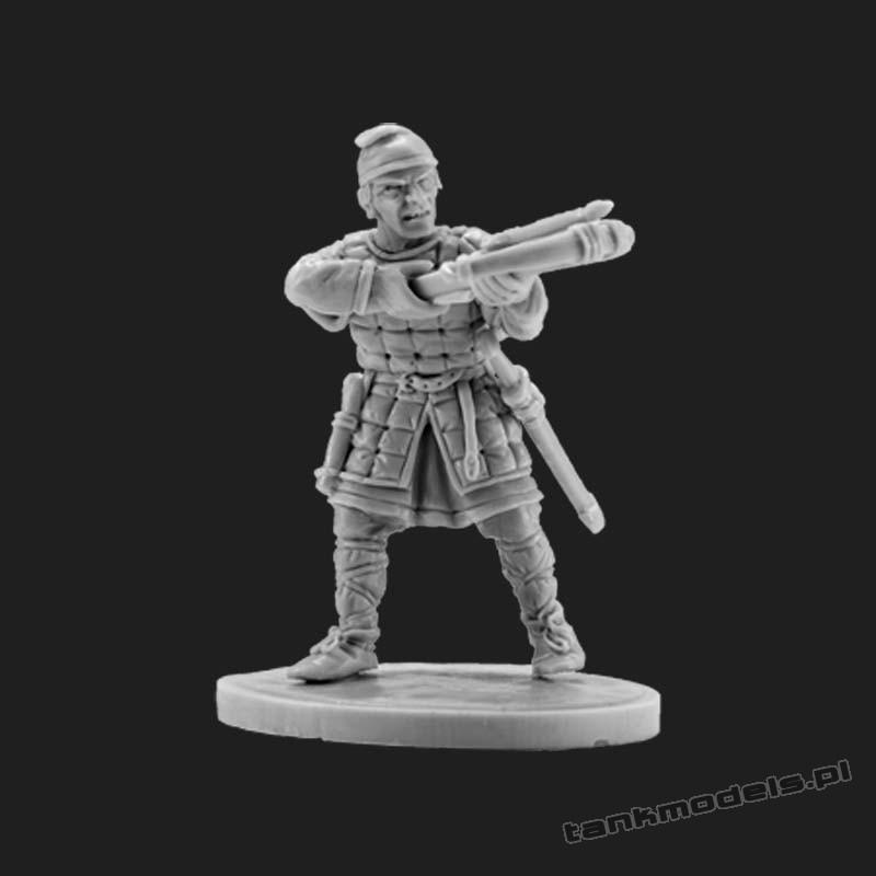 Norman Crossbowman 4 - V&V Miniatures R28.16.4