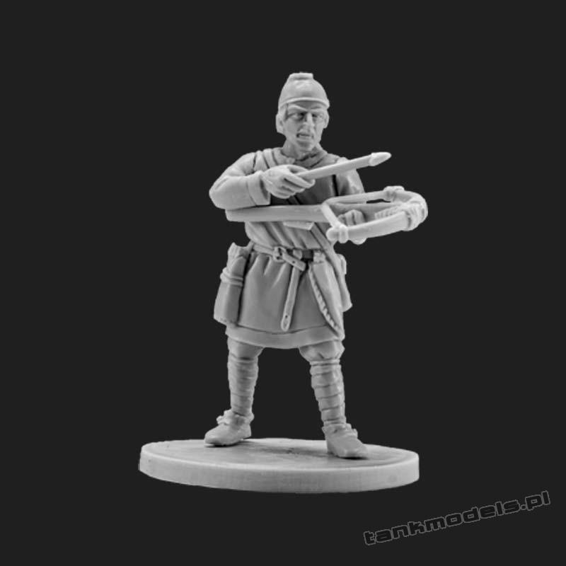 Norman Crossbowman 5 - V&V Miniatures R28.16.5