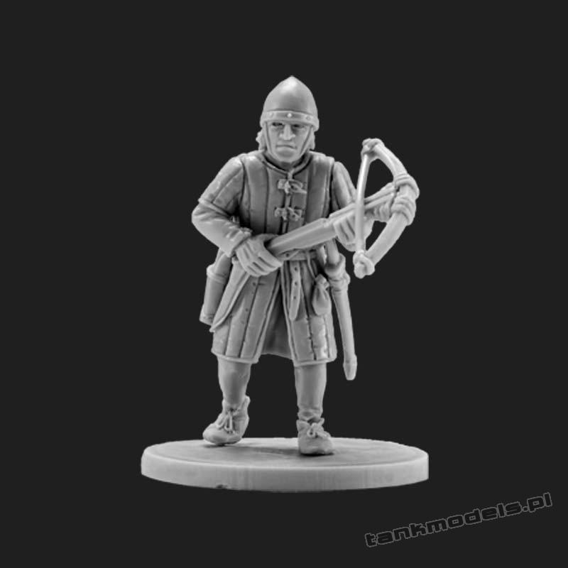 Norman Crossbowman 6 - V&V Miniatures R28.16.6