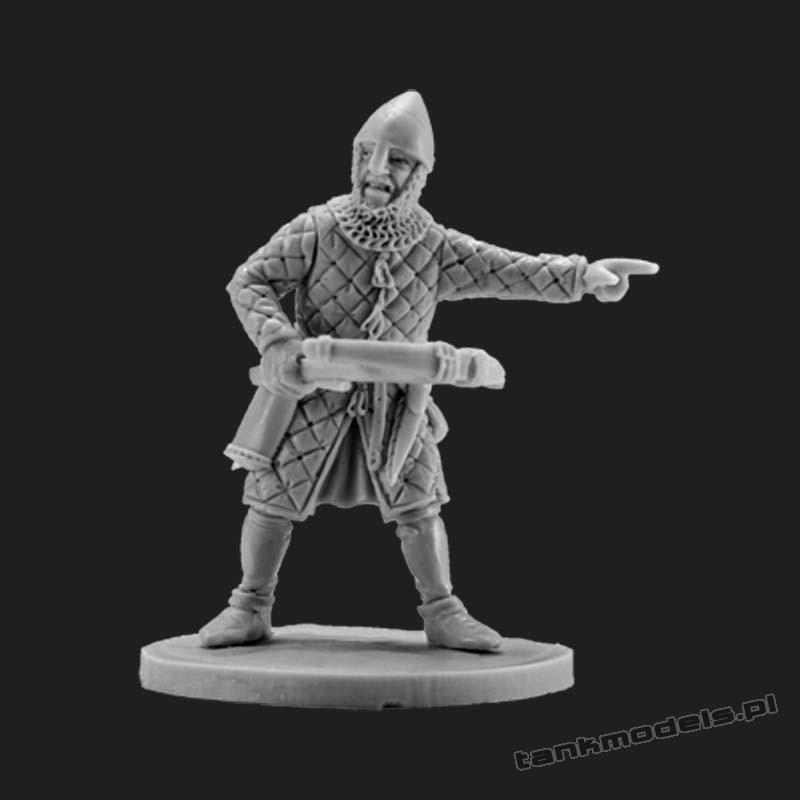 Norman Crossbowman 8 - V&V Miniatures R28.16.8