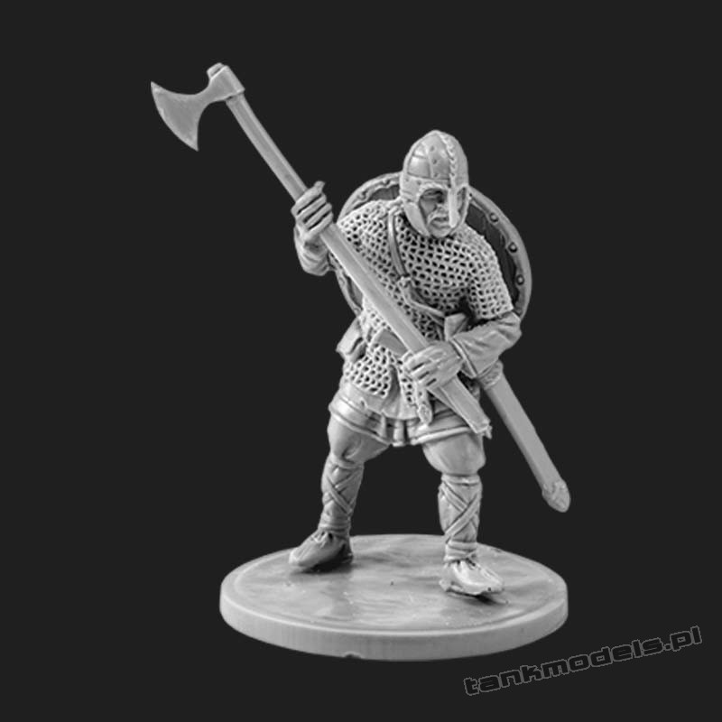 The Anglo-Saxon warrior with ax - V&V Miniatures R28.4.2