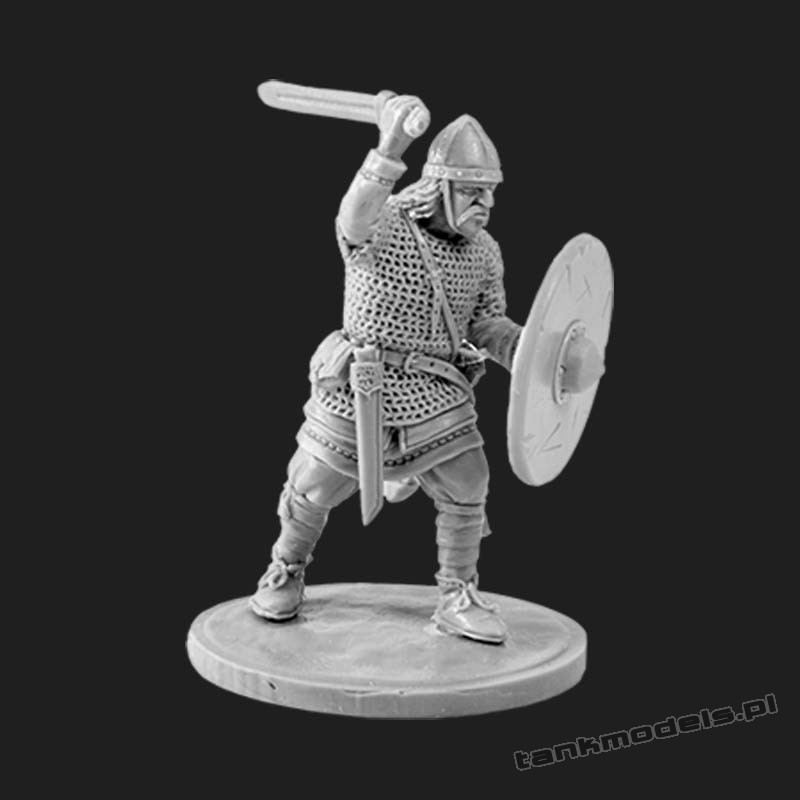 The Anglo-Saxon warrior with sword 1 - V&V Miniatures R28.4.3