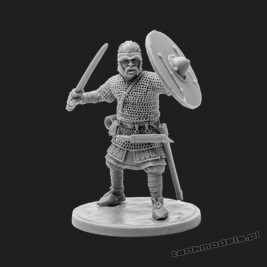 The Anglo-Saxons Housecarl - V&V Miniatures R28.6.3