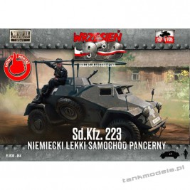 Sd.Kfz. 223 (wóz rozpoznawczy) - First To Fight PL1939-54