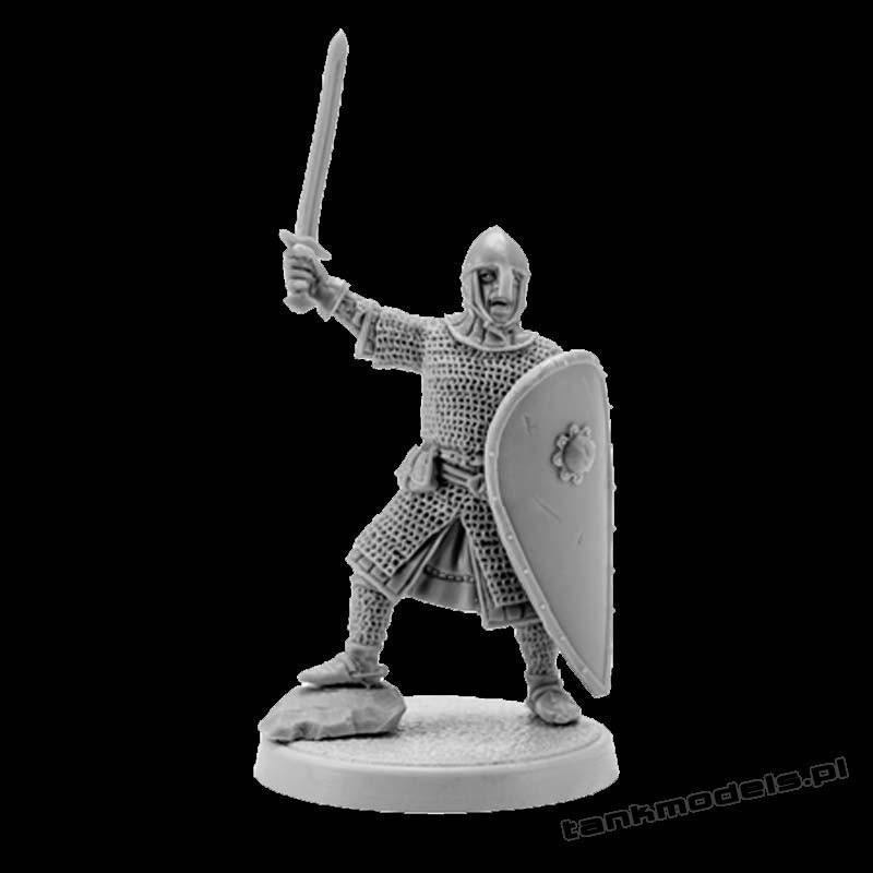 Norman Warlord - V&V Miniatures R28.19.2