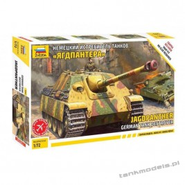 Jagdpanther Sd.Kfz 173 - Zvezda 5042