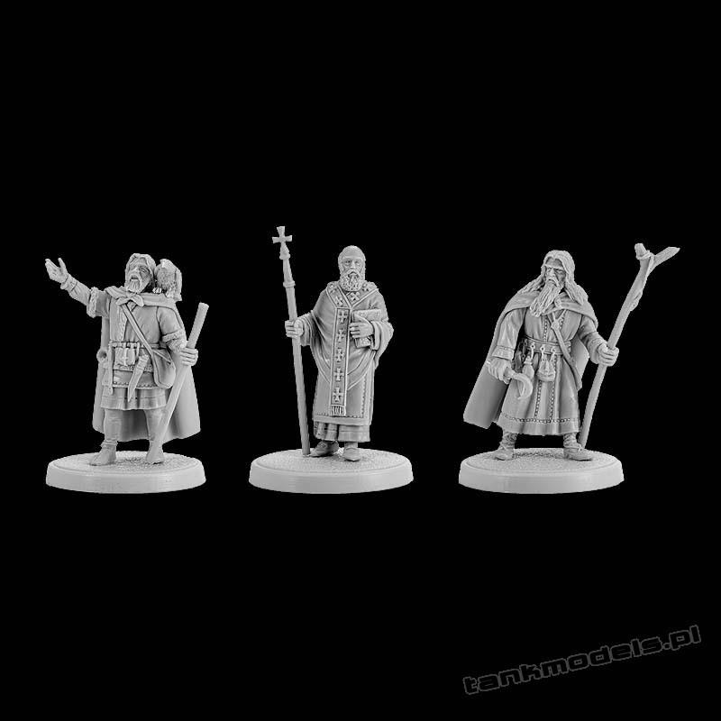 Kapłani - V&V Miniatures R28.22