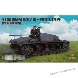StuG III Prototype - World At War 003