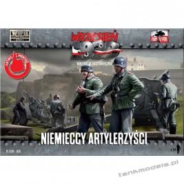Niemieccy Artylerzyści 1939 - First To Fight PL1939-56