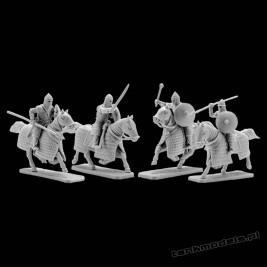 Bizantyjscy katafrakci - V&V Miniatures R28.23