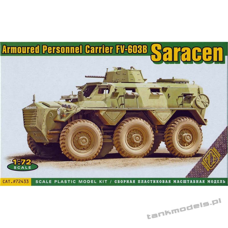 FV-603B Saracen Mk.II - ACE 72433