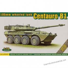 B1 Centauro AFV (early series) - ACE 72437