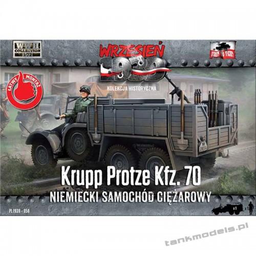 Krupp Protze Kfz. 70 - First To Fight PL1939-58