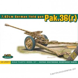 7,62сm German Field Gun Pak.36 (r) - ACE 72571
