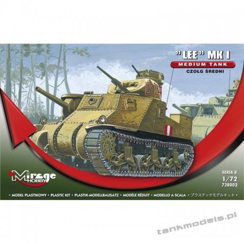 "Mk. I ""General Lee"" - Mirage Hobby 728002"