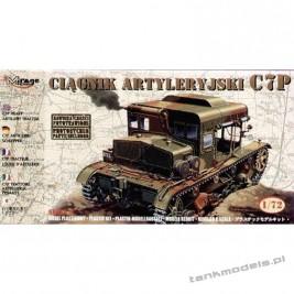 C7P Heavy Artillery Tractor - Mirage Hobby 72891