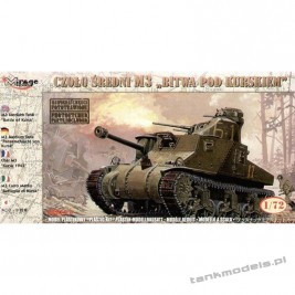 M3 'Kursk Battle 1943' - Mirage Hobby 72806