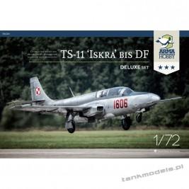 TS-11 Iskra bis DF - deluxe set - Arma Hobby 70001