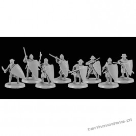 Crusaders 2 - V&V Miniatures R28.26