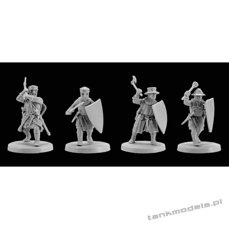 Krzyżowcy 3 - V&V Miniatures R28.27