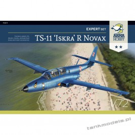 TS-11 Iskra R Novax (expert set) - Arma Hobby 70011