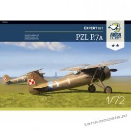 PZL P.7a (expert set) - Arma Hobby 70006