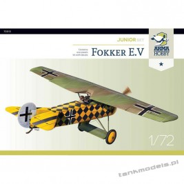Fokker E.V (junior set) - Arma Hobby 70013