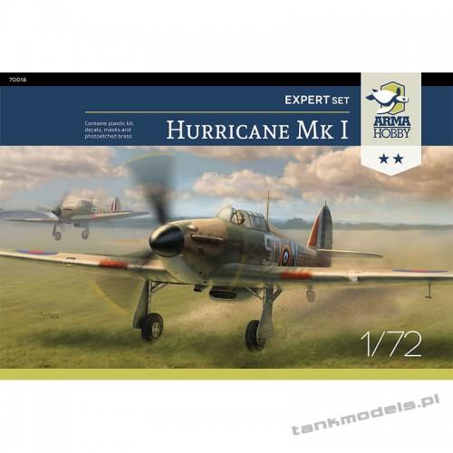 "Hawker Hurricane Mk I ""Bitwa o Anglie"" (expert set) - Arma Hobby 70019"