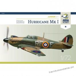 "Hawker Hurricane Mk I ""Battle of Britain"" (junior set) - Arma Hobby 70020"