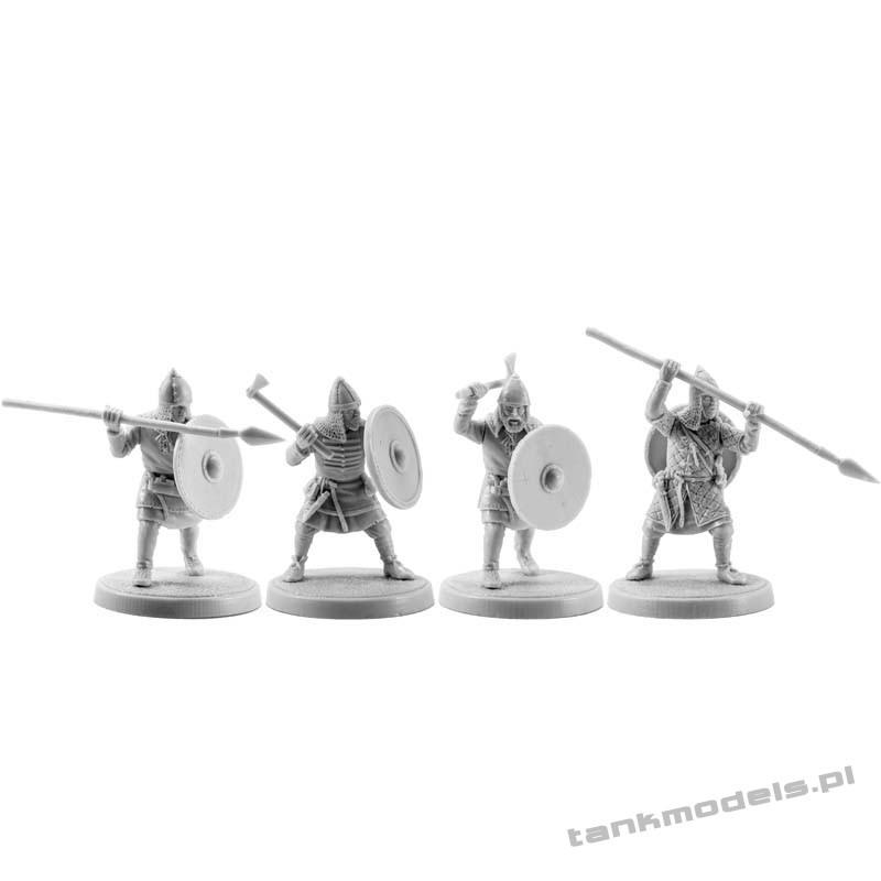 Słowianie 3 (Ruś pogańska) - V&V Miniatures R28.33