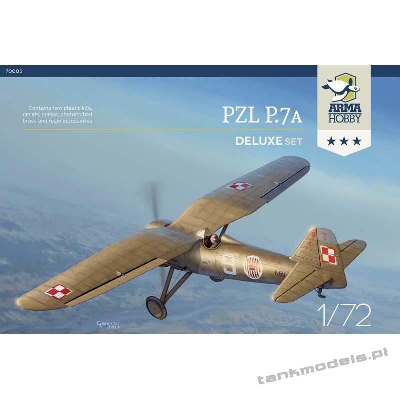 PZL P.7a (deluxe Set) - Arma Hobby 70005