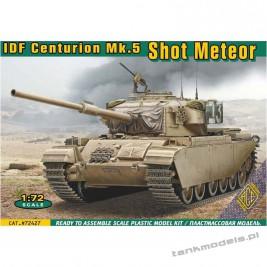 Centurion Mk.V MBT Shot Meteor (IDF) - ACE 72427