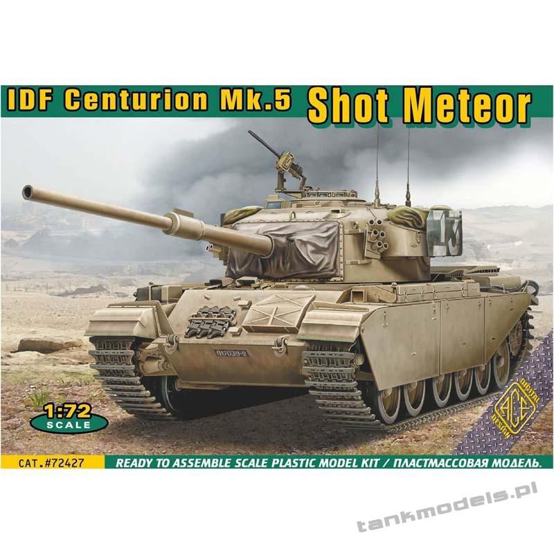 Centurion Mk. V MBT Shot Meteor (IDF) - ACE 72427