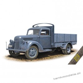 Ford V3000S 3t German Cargo truck (early flatbed) - ACE 72576
