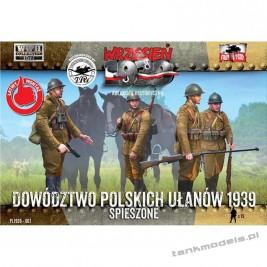 Dowództwo polskich ułanów 1939 - First To Fight PL1939-67