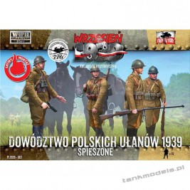 HQ Polish uhlans 1939 - First To Fight PL1939-67