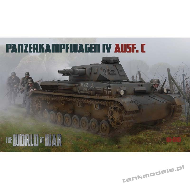 Panzer IV Ausf. C - World At War 010