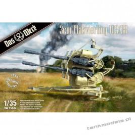 3cm Flakvierling 103/38 - Das Werk DW35004