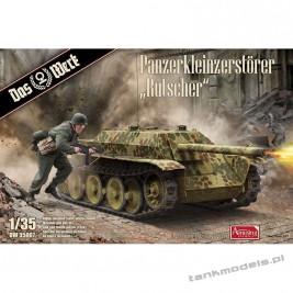 Panzerkleinzerstörer Rutscher - Das Werk DW35007
