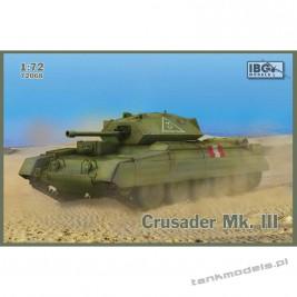 Crusader Mk. III - IBG 72068