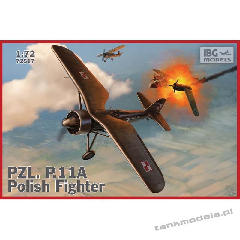 PZL P.11a - IBG 72517