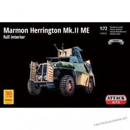 Marmon Herrington Mk.II ME (Profi Line: full interior) - Attack 72915