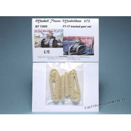 Renault FT-17 układ jezdny (RPM) - Modell Trans 72005