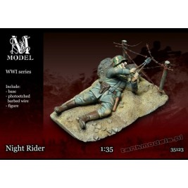 German Night Rider WW I - M Model 35123