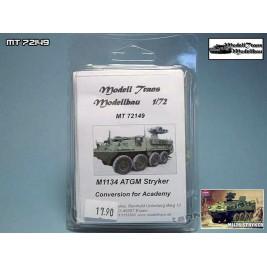 M1134 Stryker ATGM - Modell Trans 72149