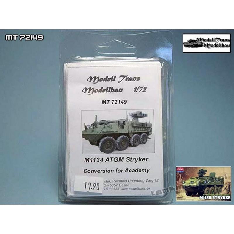 M1134 ATGM Stryker