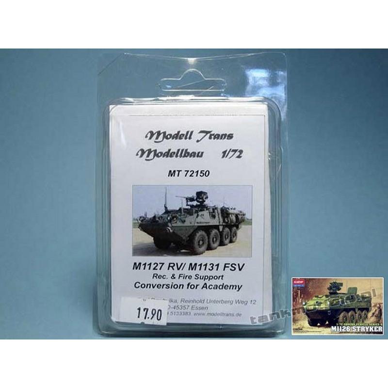 M1127 RV / M1131 FSV Stryker