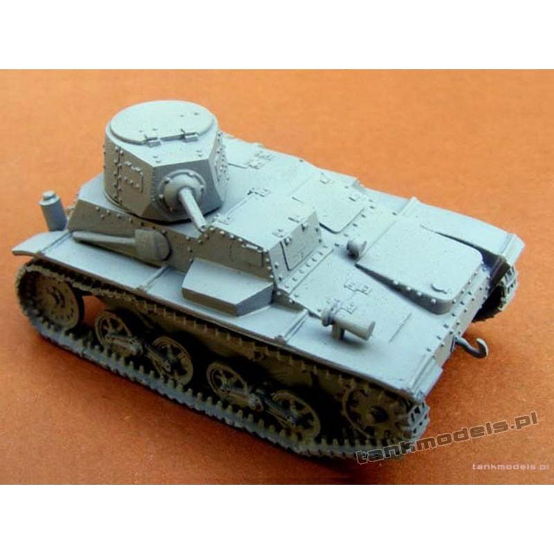 Type 2594 Chokei Sensha (late)