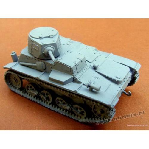 Type 2594 Chokei Sensha (late) - Modell Trans 72087